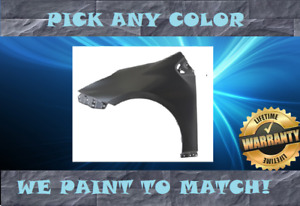 Pre Painted To Match Left Side Drivers Fender For 2015 2018 Toyota Prius