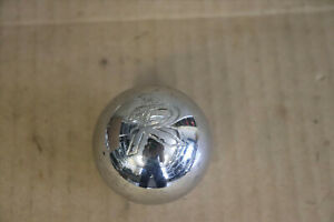 Jdm Genuine Mazda Miata Mx 5 Roadster Chrome Shift Knob Gear Na Nb Nc Rare