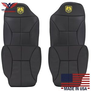 1998 1999 2000 2001 2002 Dodge Ram 1500 2500 3500 Seat Cover In Agate Dark Gray