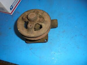 1929 1930 1931 1932 Chevrolet Water Pump Core Good Pulley A