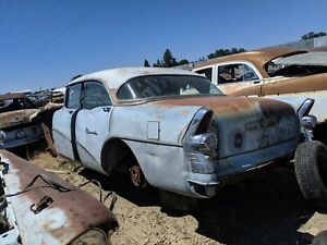 1955 Buick Special Left Door Hinges Parting Out Complete Car