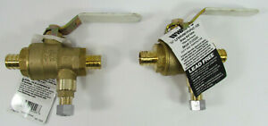 Watts Lfbrvm1pxpxc 125 3 4 In Lead Free Combination Ball And Relief Valve