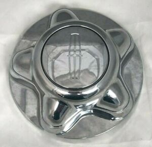 1998 2002 Lincoln Navigator Hub Wheel 7 Center Cap 14mm Chrome Yl74 1a096 Ba
