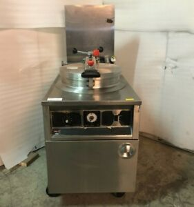 Bki Fkm Pressure Fryer Electric