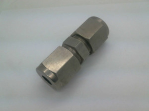 Swagelok Ss 940 6 316 Stainless High Pressure Fitting Union 9 16 Tube Od