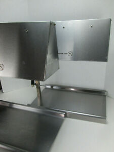 Lot Of 2 Prince Castle 2 Bulb Food Warmer Stainless Steel Commercial Restaurant