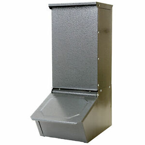 Little Giant Hog Feeder Heavy Gauge Steel Single door Hgfs