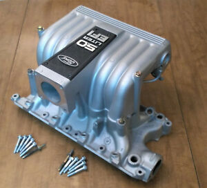Ford Mustang gt40 explorer Efi Non egr Upper Lower Intake 302 5 0 V8
