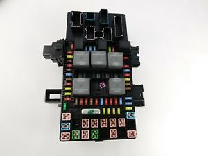 05 08 Ford F 150 Fuse Box Relay Power Distribution Block 6l3t 14a067 ac Oem