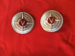 1941 Cadillac Fog Light Covers Drivers Condition