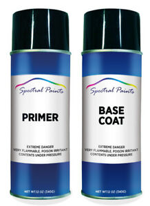 For Isuzu 890 Marine Blue Aerosol Paint Primer Compatible