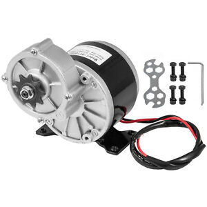 250w 36v Dc Electric Motor F Bicycle Bike Scooter Gear Reduction