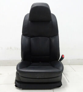 Bmw 7 Series F01 Seat Electric Comfort Passenger Leather Exclusive Nappa Black