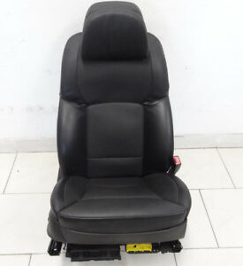 Bmw 7 Series F01 F02 Seat Electric Comfort Driver s Ventilation Tv Leather Nappa