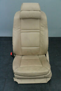Bmw X5 E70 Seat Driver s Left Electric Comfort Lordose Memory Leather Nevada