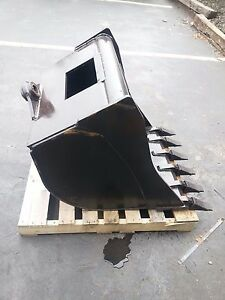 New 30 Wain Roy Style Backhoe Bucket To Fit 1 4 Yd Coupler