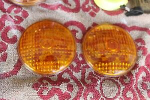 1950 1951 1952 1953 Chevy Truck New 5939210 Guide 4 1 4 Amber Lenses br