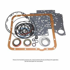Transtec 2006 Transmission Kit Includes Paper Rubber Items Seals Sealing