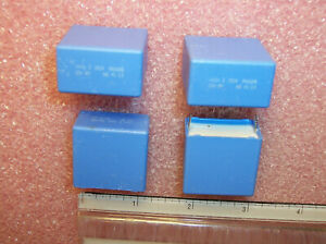Qty 10 68uf 250v 5 Ac Pulse Polypropylene Capacitors 2222 376 42684 Philips