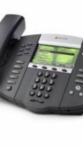 refurbished Polycom Soundpoint Ip 670 Sip Voip Phone