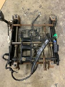 2005 2006 2008 2007 2009 Ford Mustang Gt Driver Left Power Seat Track Electric P