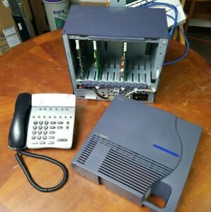 Nec Electra Elite Ipk Phone System B64 u30 Ksu With Inmail 2 port 8 hour 750558