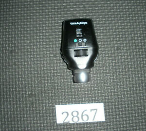 Welch Allyn 11720 Coaxial Ophthalmoscope 3 5v Head