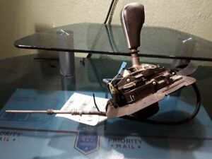 07 08 09 10 Bmw 335i Floor Gear Shift Assembly Automatic
