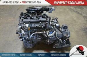 Jdm 2002 2006 Nissan Sentra Ser Nissan Altima Engine Only Qr25 2 5l Engine