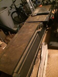Used Old Jointer