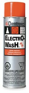 Chemtronics Electrical Cleaner Degreaser 12 50 Oz Aerosol Can Unscented