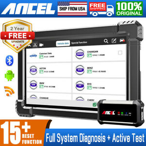 Ancel X7 Bluetooth All System Obd2 Scanner Car Diagnostic Tool Code Reader Tpms