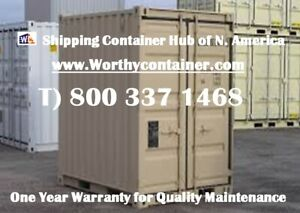 10 New Shipping Container In Houston Tx