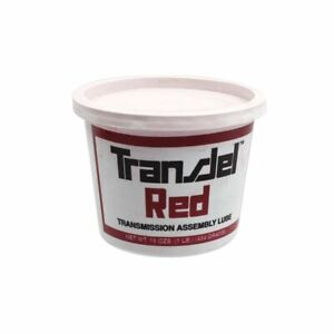 Filtran 801206 Transmission Assembly Lube Red 1 Lb Tub Transjel All 51 18