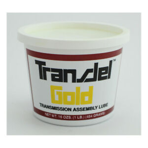 Filtran 803986 Transmission Assembly Lube Gold 1 Lb Tub Transjel All 51 18