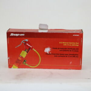 Snap on A c Metered Injection Gun With 12oz Cartridge Actuvprokt