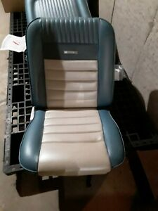 1965 1966 Mustang Coupe Pony Seats Complete Set