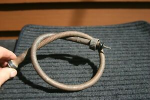 Vintage Old School Speedometer Cable 24 Length