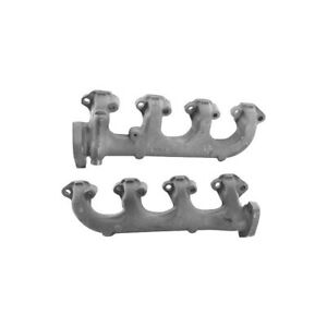 Ford Fairlane Torino Reproduction Exhaust Manifolds 260 289 302 V8 42 39032 1