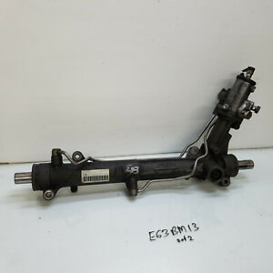 2006 2010 Bmw 650i Rwd Hydraulic Steering Rack And Pinion Oem 6775422
