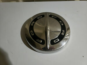 Vintage 1964 1966 Ford Oem Dog Dish Hubcap Wheel Cover Galaxie F100 Bx30
