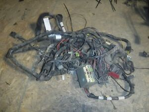 Jeep Wrangler Tj 1997 Under Dash Wiring Harness For Parts 5