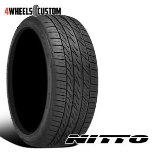 1 X New Nitto Motivo 215 45 17 91w Ultra High Performance Tire