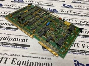 Excellon Automation Z Axis Interface Card 206477 15 W warranty
