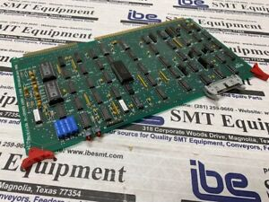 Excellon Automation Dual Axis Interface Dac 2 Card 206492 16 W warranty