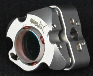 Thorlabs Polaris 1 2 Diameter Optical Laser Low profile Hex Mirror Mount optic