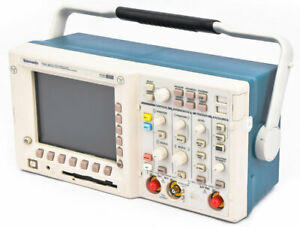 Tektronix Tds3032 Dpo 300mhz 2 5gs s 2 ch Color Digital Phosphor Oscilloscope