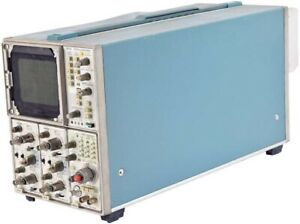 Tektronix 7633 Oscilloscope W 2x Dual Trace Amplifier 1x Dual Time Base