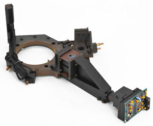 Industrial Optical Microscope Control Motorized Translation Stage Assembly Parts
