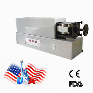 Lab Auto Flexible Dental Partial Denture Injection System Equipment Machine Tool
